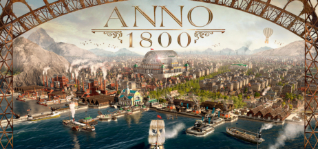 Anno 1800 Ultimate Edition +Botanica [Автоактивация]