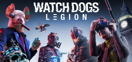 Watch Dogs: Legion [Автоактивация]