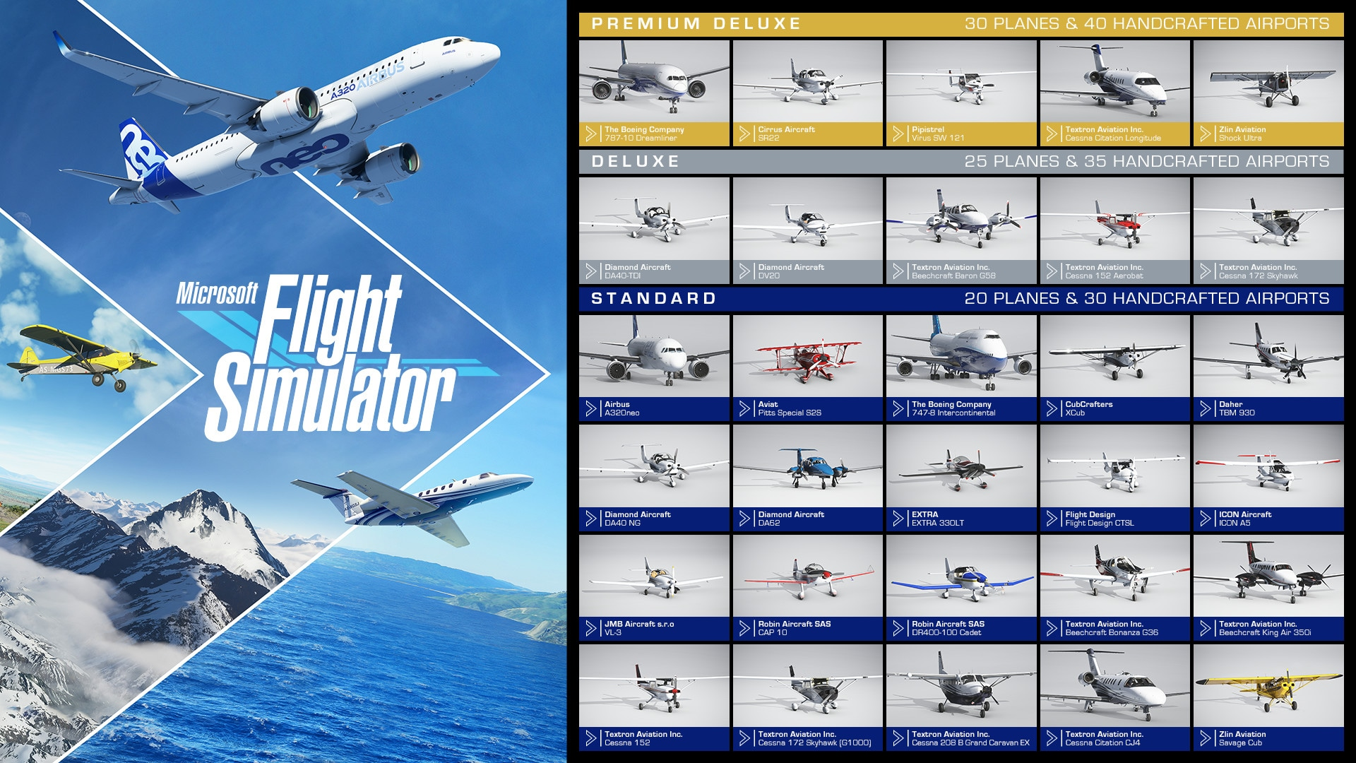Скриншот Microsoft Flight Simulator: Premium | АВТОАКТИВАЦИЯ